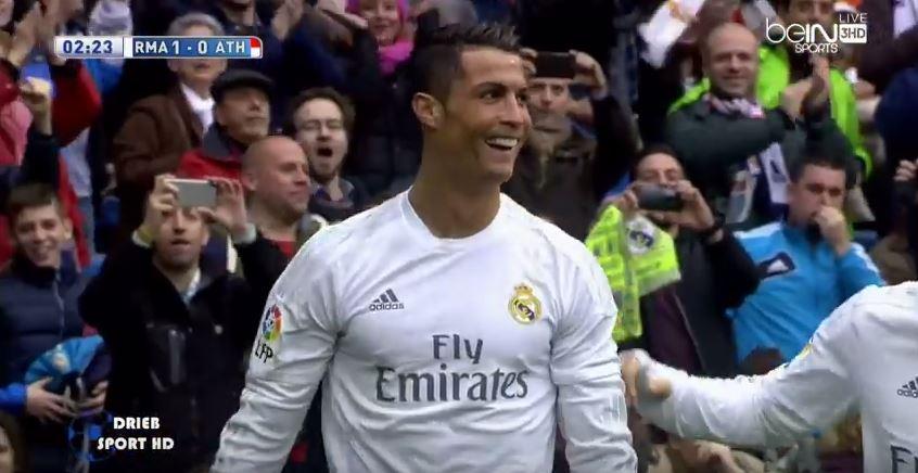 شاهد أهداف ريال مدريد ضد بيلباو 4- 2