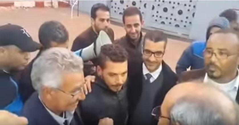 بالفيديو. عبد الرحمان بطل
