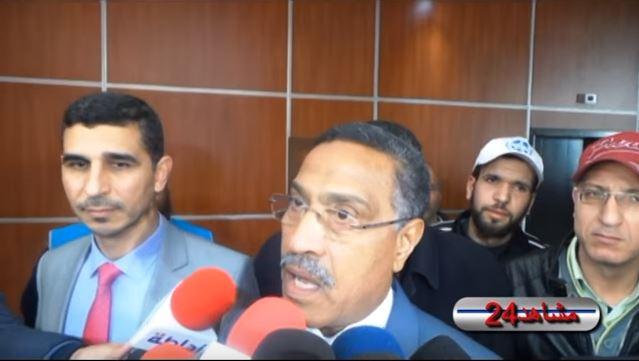 مخاريق: نضالنا سيستمر ضد السياسات الحكومية