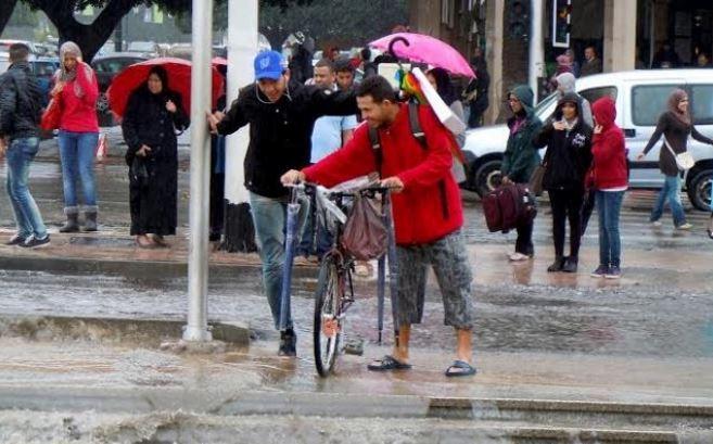 وأخيرا.. تساقطات مطرية في هذه المناطق إبتداء من الأحد