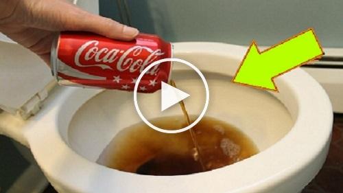 بالفيديو: 7 استخدامات غريبة لمشروب الكوكا كولا!