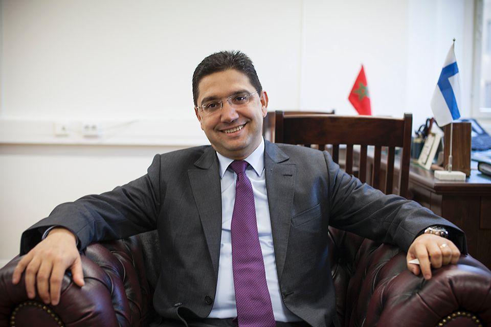 Nasser-Bourita-Marokko-ulkoministeriö-valtiosihteeri-15_10_2015-IMG_2497-pieni