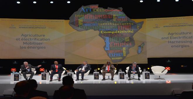 حضور أزيد من 1200 مشارك في المنتدى الدولي لإفريقيا و التنمية بالدارالبيضاء