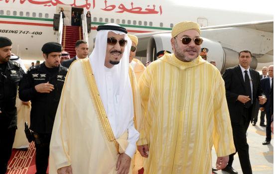 هل يجمع الملف السوري ملكي المغرب والسعودية بروسيا؟