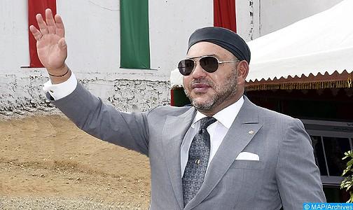 الملك محمد السادس يدشن مشاريع للتطهير السائل والتزود بالماء الصالح للشرب