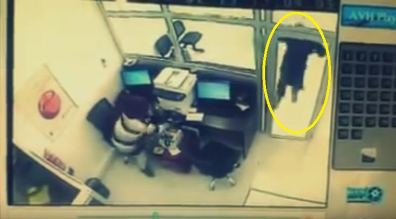 بالفيديو: محاولة سطو فاشلة على وكالة بالمغرب اليوم
