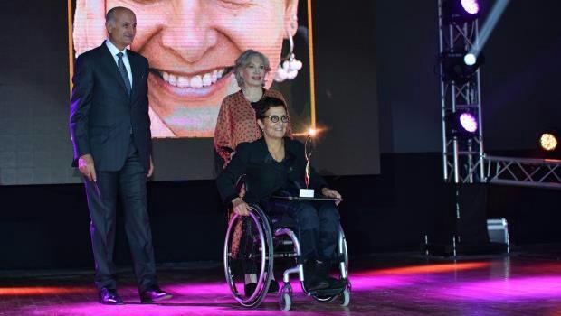 معرض الكتاب..تكريم خاص لأمينة السلاوي ''متحدية الإعاقة''
