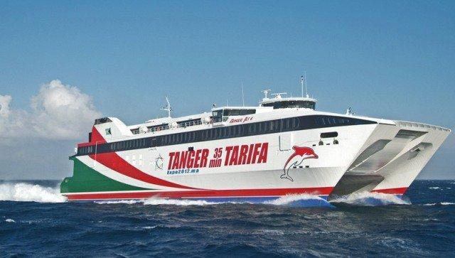 لهذا السبب تم تعليق النقل البحري بين المغرب وإسبانيا