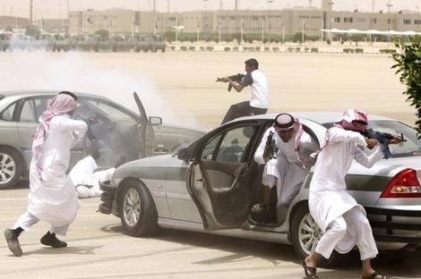 قتلى لهجوم مسلّح استهدف وزارة التعليم السعوديّة
