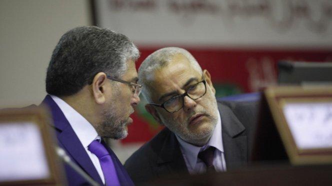 بنكيران: سأطالب من الملك أن يبقي الرميد وزيرا للعدل في الحكومة المقبلة