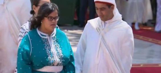 بعد توشيحها بالوسام الملكي..ياسمين توثق تجربة تفوقها على الإعاقة