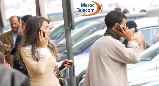 زبناء اتصالات المغرب أكثر من عدد سكان المغرب…