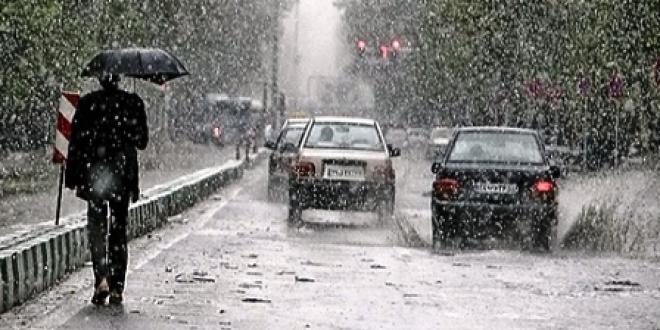 الأرصاد الجوية: الجو بارد ونزول الأمطار القوية سيستمر