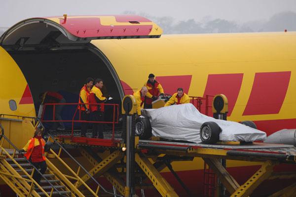شركة DHL تطلق خطا جويا بين طنجة وألمانيا