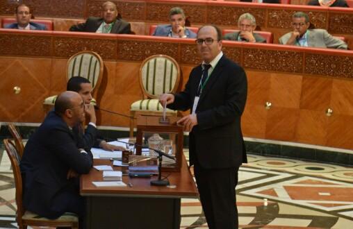 بنشماس يعتبر حصيلة مجلسه