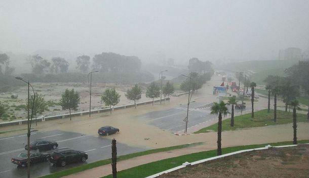تطوان مهددة بفيضان ثان..والسلطات تتحرك لمواجهته