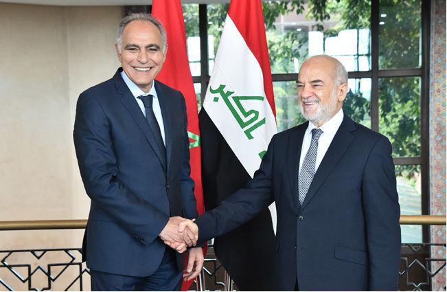 العلاقات المغربية العراقية ''تتجدد'' بالاستثمار