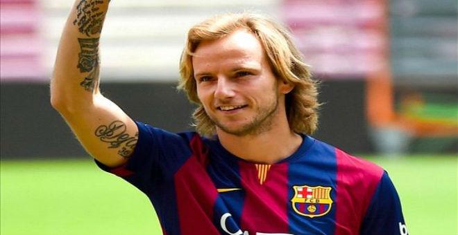 برشلونة يجدد عقد الكرواتي راكيتيتش