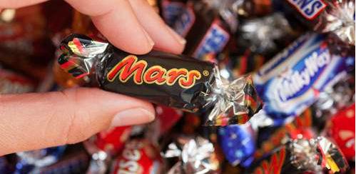 شوكولاتة ''مارس''