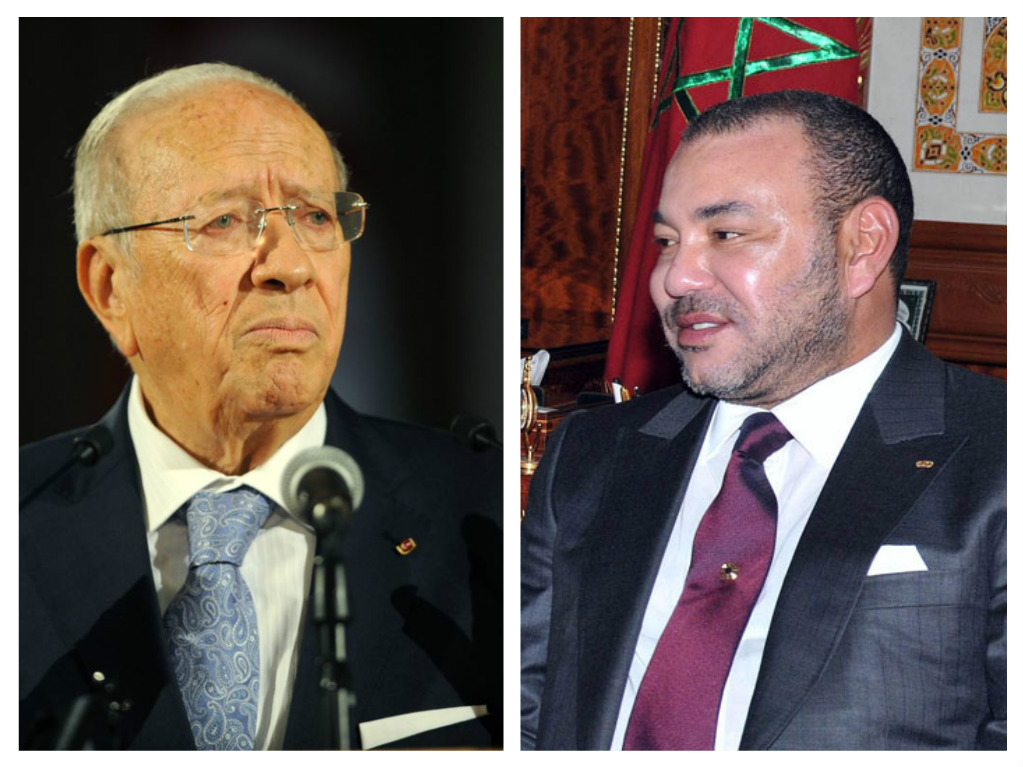رسالة خطية من الرئيس التونسي إلى الملك محمد السادس