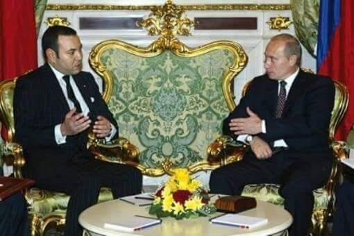الملك يقوم بزيارة رسمية إلى روسيا منتصف مارس المقبل