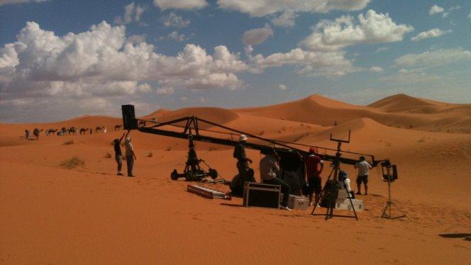 مهرجان ورزازات الدولي للسينما OUALLYWOOD يضع بصمته الأولى