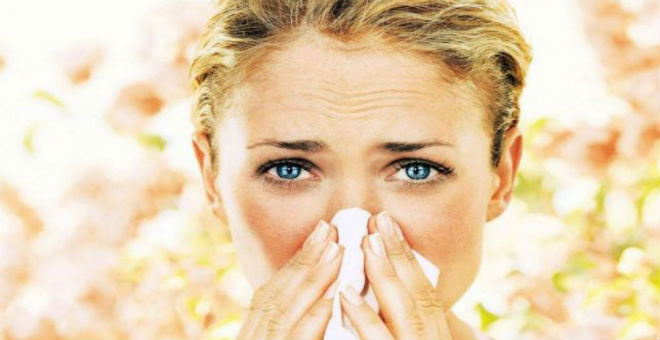 طرق لعلاج حساسية الصدر خلال الربيع