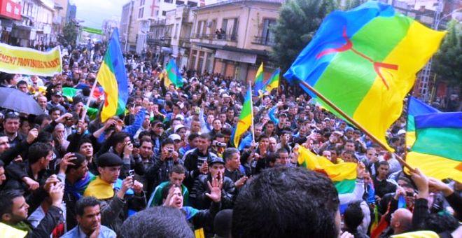 أنصار-حركة-انفصال-القبائل-بالجزائر