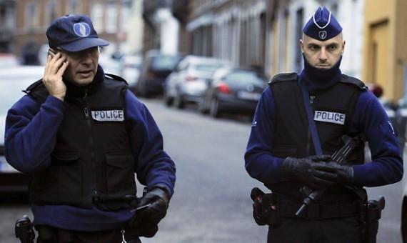 انفجار جديد ببروكسيل أثناء مداهمات للشرطة