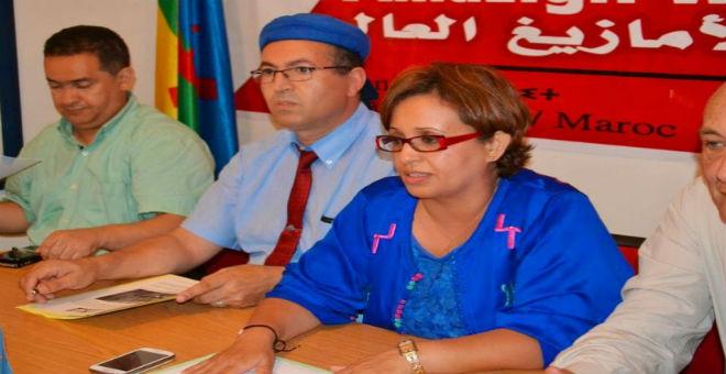 التجمع العالمي الأمازيغي يدعو للاعتصام بمراكش