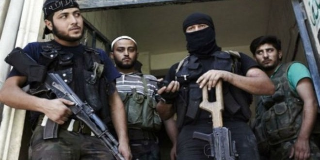 الجزائر داعش