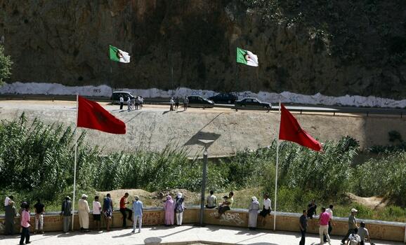 هل يريد بان كي مون خلق فتنة في الحدود المغربية الجزائرية؟