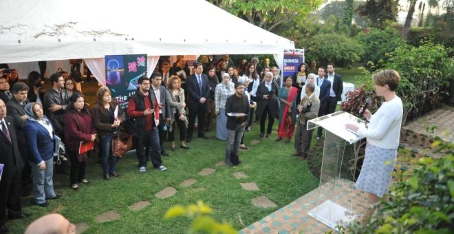 السفيرة البريطانية:  المغرب التزم بإجراء إصلاحات اجتماعية وسياسية واقتصادية