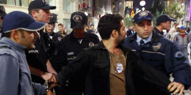 موجة اعتقالات