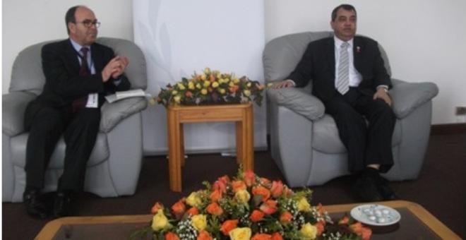 بنشماس:  ضرورة استكمال الاعتراف الدولي بدولة فلسطين