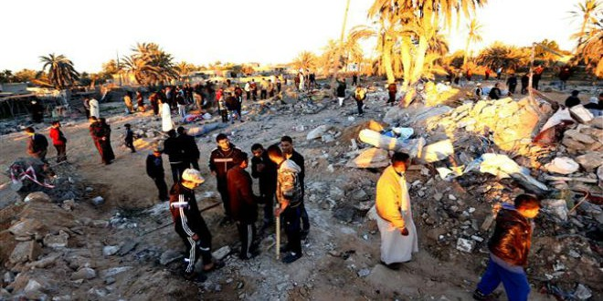 التونسيين في ليبيا