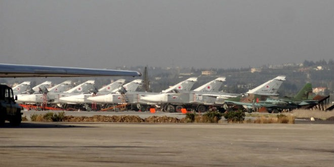 القوات العسكرية الروسية