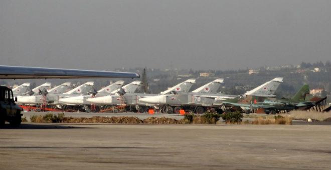 القوات العسكرية الروسية تستعد لمغادرة