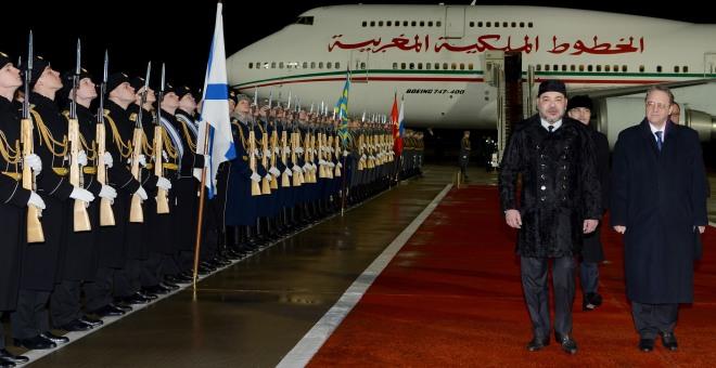 حديث الصحف:  الزيارة الملكية لروسيا للرد على بروكسيل ونيويورك