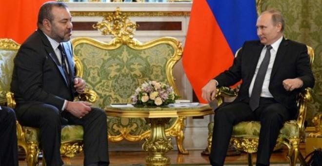 بوتين يأمل في أن تشكل زيارة الملك إلى روسيا دفعة قوية للعلاقات الثنائية