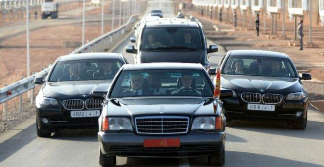 وزارة الداخلية المغربية: اعتراض الموكب الملكي جريمة يعاقب عليها القانون