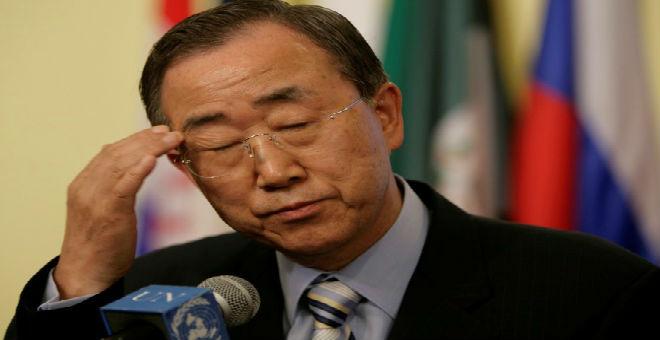 الغالي: تصريحات بان كي مون تجرده من صفته كأمين عام للأمم المتحدة