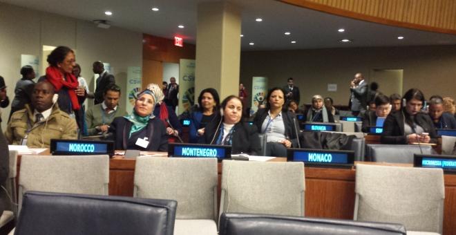 الحقاوي تستعرض في نيويورك التجربة المغربية لتحقيق المساواة بين الجنسين