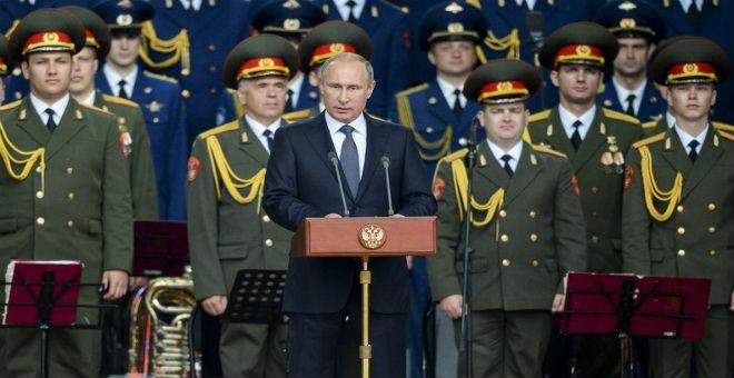 ماذا وراء قرار بوتين الانسحاب من سوريا؟