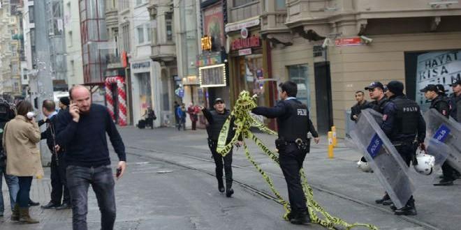 تفجير انتحاري بإسطنبول