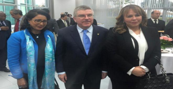 توماس باخ يدعو المغرب للترشح لتنظيم الألعاب الأولمبية