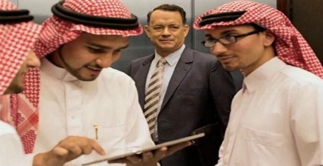 توم هانكس يثير غضب السعوديين بفيلمه الجديد