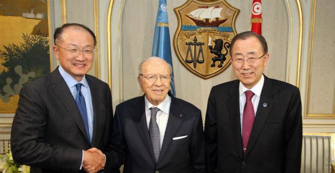 البنك الدولي يخصص منحة سنوية لدعم الإصلاحات الاقتصادية بتونس