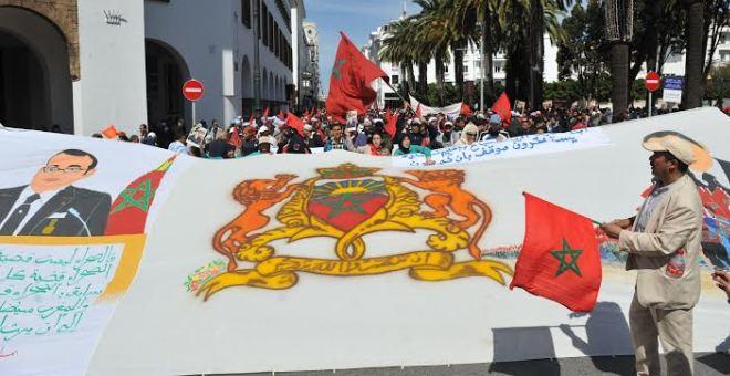 البلعمشي: مسيرة الرباط أكدت الإجماع الوطني حول قضية الصحراء