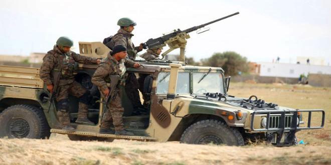 خطر داعش على تونس وليبيا